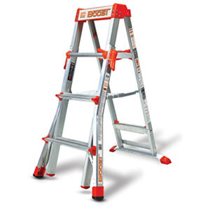 Little Giant Boost 4'-6' Step Ladder