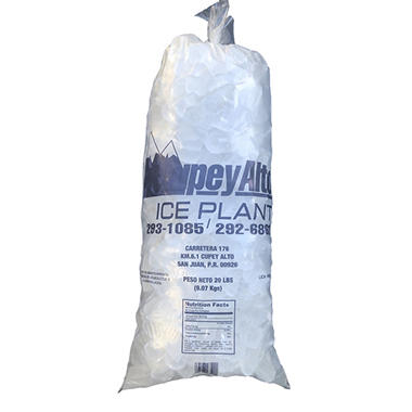 Cupey Alto Ice Plant - 20 lbs.