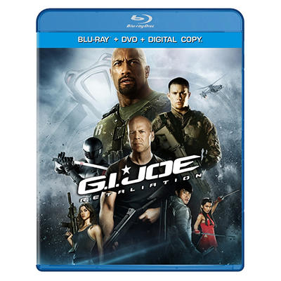 G.I. Joe: Retaliation (Blu-ray + DVD + Digital Copy) (Widescreen)