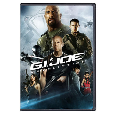 G.I. Joe: Retaliation (DVD) (Widescreen)