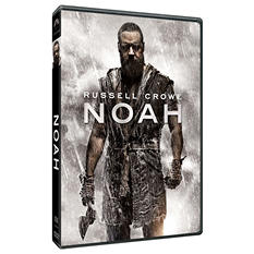 Noah DVD + VUDU Digital Copy