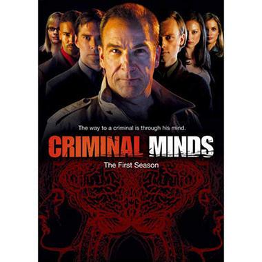 CRIMINAL MINDS  S1 SUMMER 15 TV