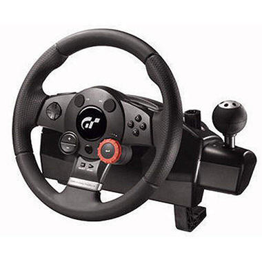 Logitech Driving Force GT Wheel - PS3