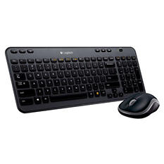 Logitech MK360 Wireless Keyboard Combo
