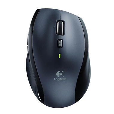 *$24.86 after $5 Tech Savings* Logitech Wireless Laser Mouse M705