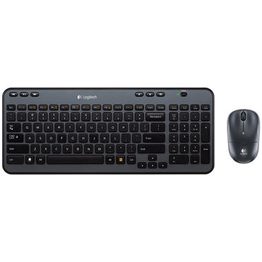 Logitech Wireless MK360 Keyboard and Mouse