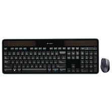 Logitech MK750 Wireless Solar Keyboard and Mouse Combo