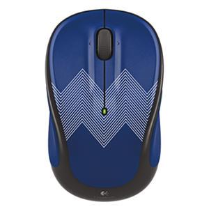 Logitech m325c Blue ZigZag