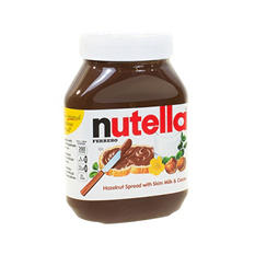 Nutella Chocolate Hazelnut Spread Jar (35.3 oz.)