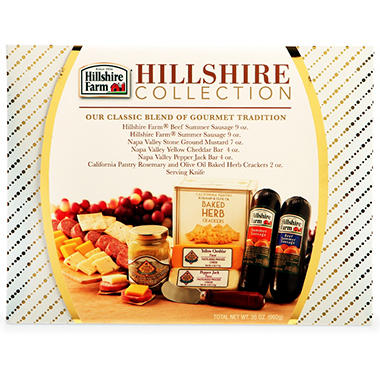 HILLSHIRE FARM MEAT & CHEESE
