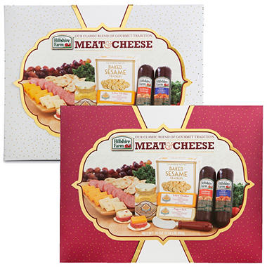 Hillshire Farms Gift Pack - Red or White Box
