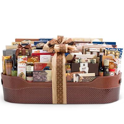 The Pinnacle Gift Basket
