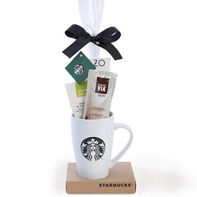 Starbucks Sips Of Joy Gift Set