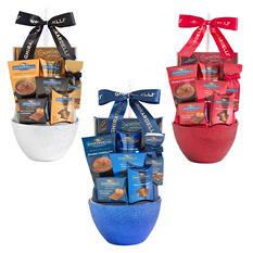 Ghirardelli Chocolate Treats Gift Basket