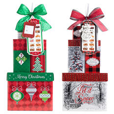 Cityscapes Assorted Sweets Gift Tower