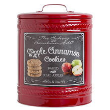 The Bakery of Barnham Hill Classic Apple Cinnamon Cookie Tin (32 oz.)