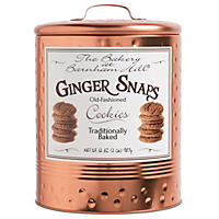 The Bakery at Barnham Hill Old-Fashioned Ginger Snaps Cookie Tin (32 oz.)