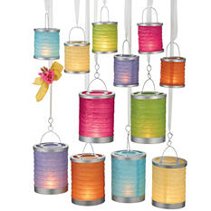 Bright Paper Lantern -Small (24 ct.)