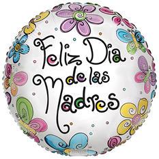 Feliz Dia De Las Madres Balloon (24 pc.)