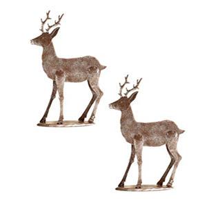 Holiday Deer Set (2 pk.)