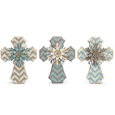 Hanging Cross - Set of 3