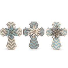 Hanging Cross - Set of 3