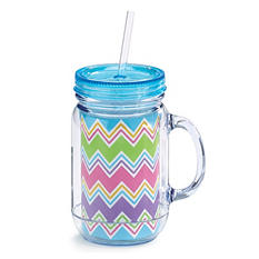 Chevron Travel Cup (6 ct.)
