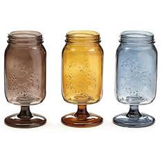 Mason Jar Candle Holder Vases ( 12 ct.)