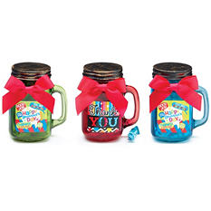 Administrative Assistant Mason Jar Gift (9 ct. )