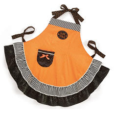 Good Witch Halloween Apron