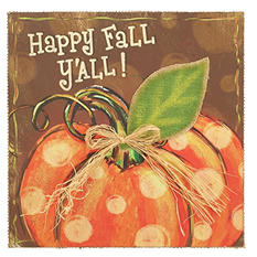 Happy Fall Wall Hanging