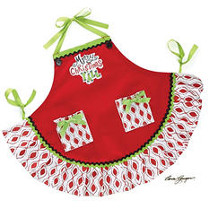 "Children's ""Merry Christmas Y'all"" Apron (3 pk.)"