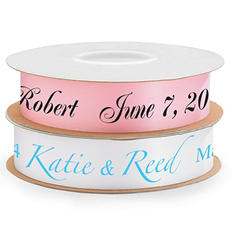 Custom Ribbon - Varied Colors - 100 yards