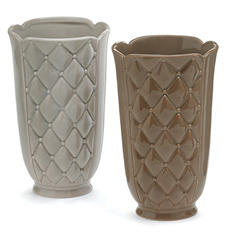 """Ceramic Vase 7.5"""" (4 ct.)"""