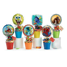 Kid's Character Pot Cover Candy Gift (6 ct. )