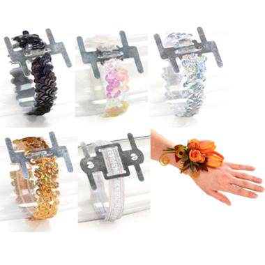 Wedding Corsage Wristlet Assortment