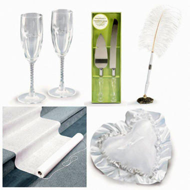 Wedding Accessories Bundle