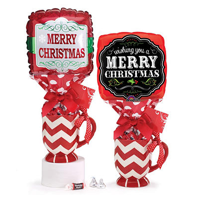 Christmas Mug Gift Assortment - Set of 6