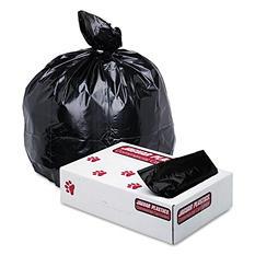 Jaguar Plastics - Low-Density Commercial Can Liners, 40-45gal, Bulk -  100/Carton