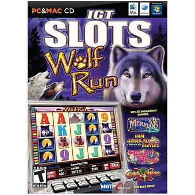 IGT Slots: Wolf Run - PC/Mac