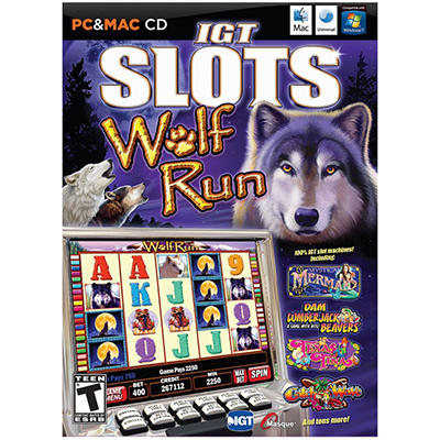 IGT Slots: Wolf Run - PC/Mac