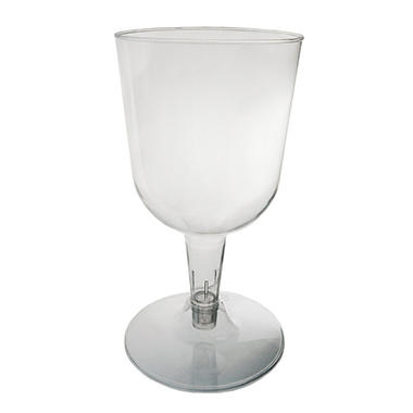 Plastic Wine Cups - 400 ct.