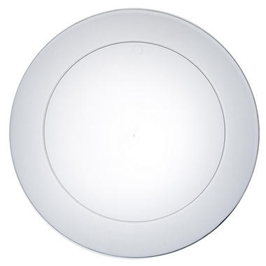 "Clear Party Plates - 7.5"" - 360 ct."