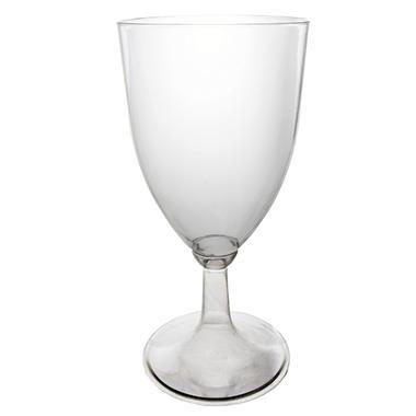 Party Essentials Plastic Wine Glasses, 8 oz. (48 ct.)