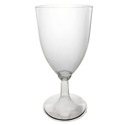 Party Essentials Plastic Wine Glasses, 8 oz. (48 ct.)