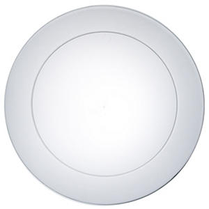 "Party Essentials Plastic Party Plates, 10.25"" (240 ct.)"