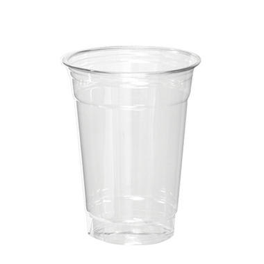 Soft Plastic Clear Cups - 400 ct. - 7 oz. and 14 oz.