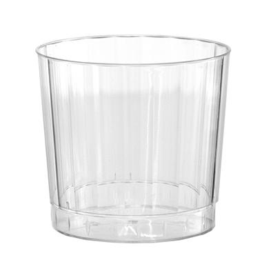 9 oz. Deluxe Tumblers - Clear - 240 ct.
