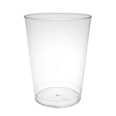 Clear Plastic Tumblers - 10 oz  - 600 count