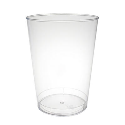 Party Essentials Plastic Tall Tumblers, 10 oz. (600 ct.)